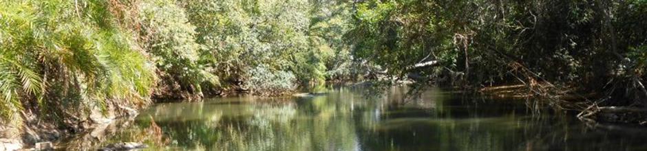 the river at nhafuba hot springs banner