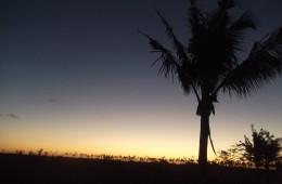 mozambique dusk