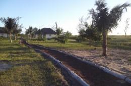 mozambique lodge path