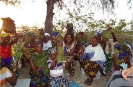 women credit group members